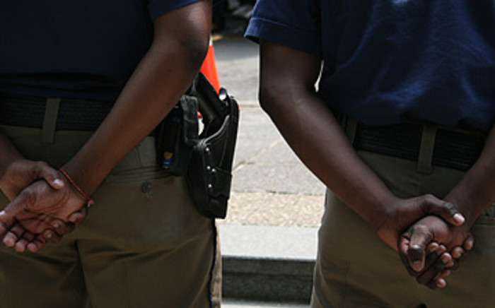 Around 300 Ekurhuleni metro police officers have embarked on an illegal strike. Picture: EWN