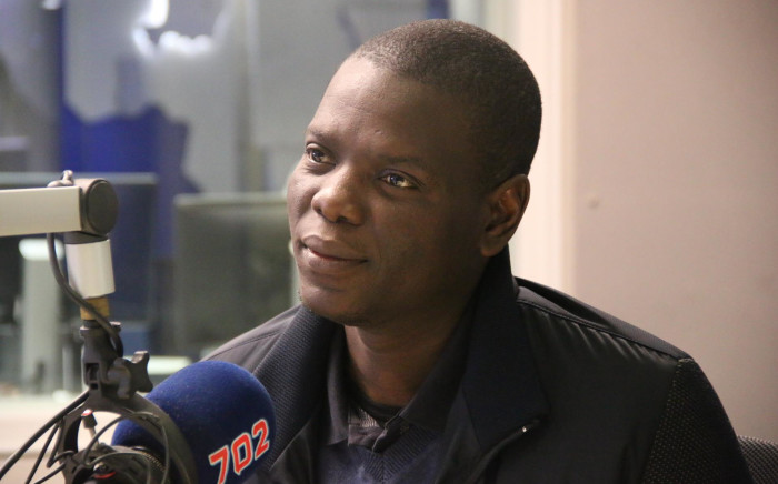 Justice and Correctional Services Minister Ronald Lamola. Picture: EWN.