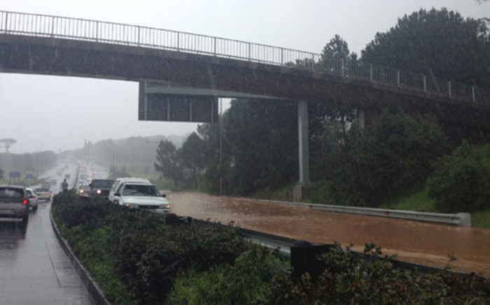 FILE: Cape Town has been heavily affected by rainy weather conditions. Picture: Aletta Gardner/EWN.