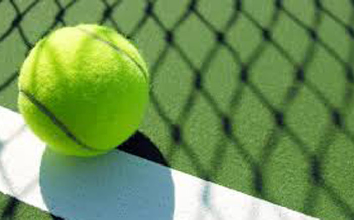 Tennis ball. Picture: Facebook.