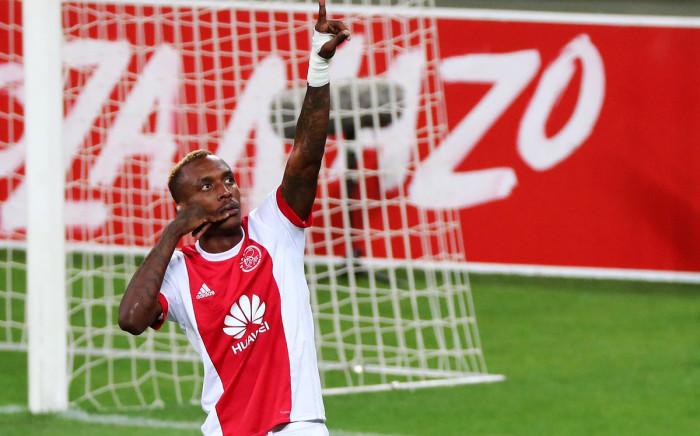 Yannick Zakri scored a brace on his Ajax debut against Orlando Pirates. Picture: Twitter/@ajaxcapetown