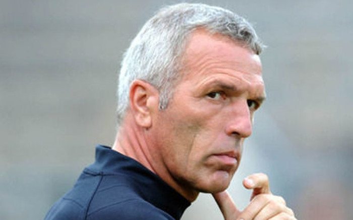 Newly appointed Chippa United coach Ernst Middendorp. Picture: Facebook.