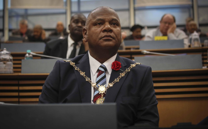 FILE: Cape Town Mayor Dan Plato. Picture: Cindy Archillies/EWN.