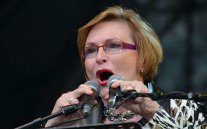 FILE. Former Democratic Alliance (DA) leader Helen Zille has accused her former MEC Lennit Max of leaking information to the African National Congress (ANC) in the province. Picture: Stephen Phillipson/EWN.
