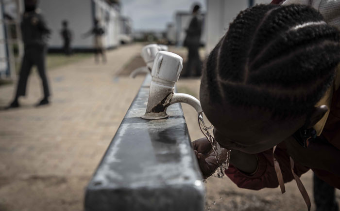 Goza Primary School in Soweto has been fighting for six years for access to safe drinking water on its premises, despite several promises by the Gauteng Department of Education to resolve the crisis. Picture: Abigail Javier/Eyewitness News