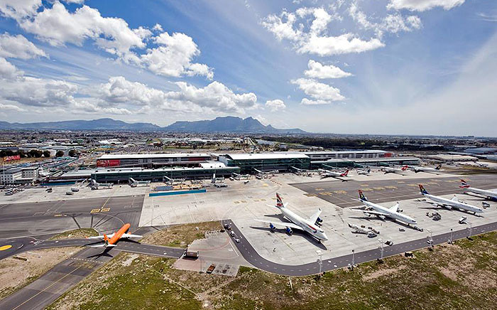 Cape Town International Airport. Picture: facebook.com
