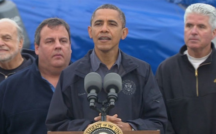 American President Barack Obama. Picture: AFP.
