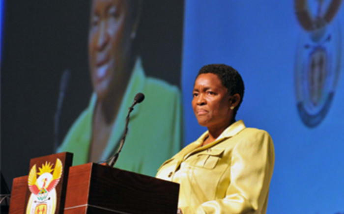 Minister of Social Development Bathabile Dlamini. Picture: Yolande Snyman/GCIS
