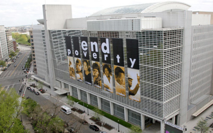 FILE: World Bank Headquarters, Washington DC. Picture: World Bank