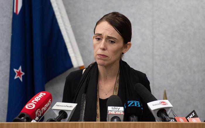 New Zealand Prime Minister Jacinda Ardern. Picture: AFP