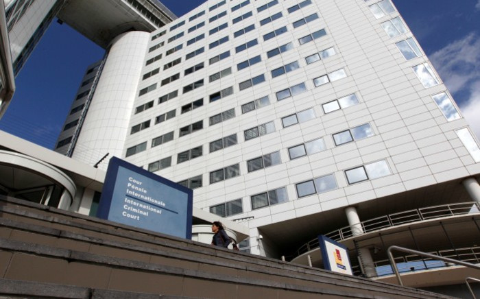 FILE: The International Criminal Courts building (ICC) in The Hague. Picture: AFP.