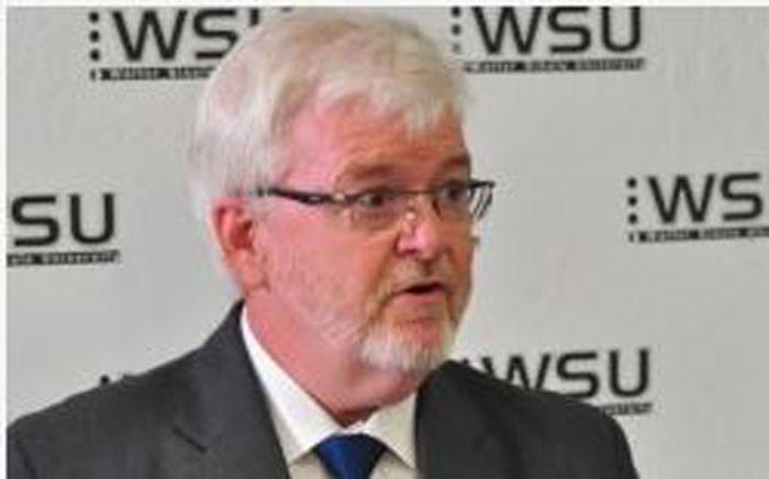 Walter Sisulu University vice-chancellor Rob Midgley. Picture: www.wsu.ac.za