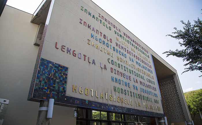 FILE: The Constitutional Court in Johannesburg. Picture: Reinart Toerien/EWN.