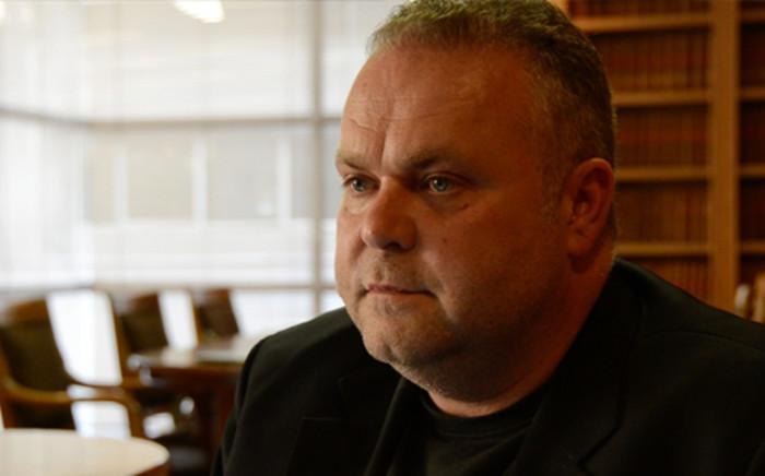 Czech businessman Radovan Krejcir. Picture: Christa van der Walt/EWN.