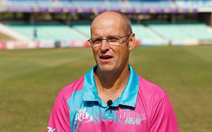 Durban Heat coach Gary Kirsten. Picture: @durban_heat/Twitter