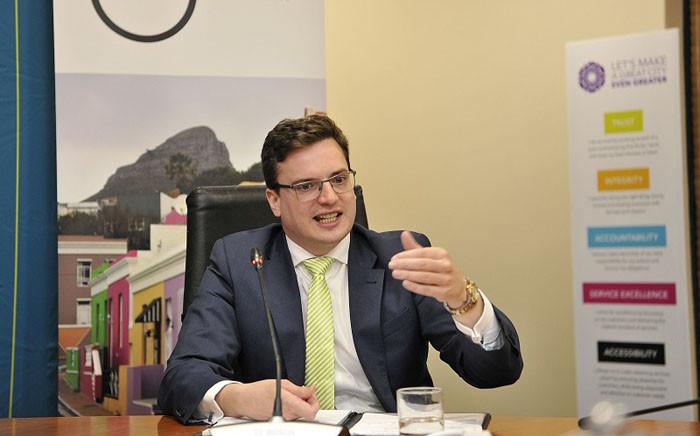 FILE: Executive Director in the mayor's office Craig Kesson.  Picture: capetown.gov.za