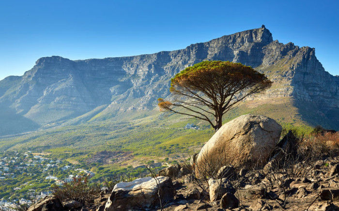 Table Mountain in Cape Town. Picture: 123rf.com