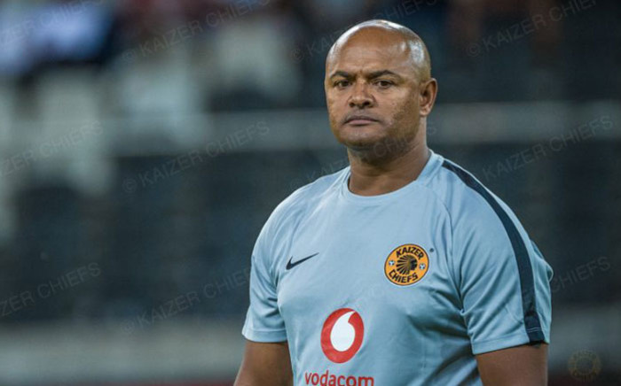 Shaun Bartlett has been released from his contract as assistant coach with Kaizer Chiefs. Picture: @KaizerChiefs/Twitter