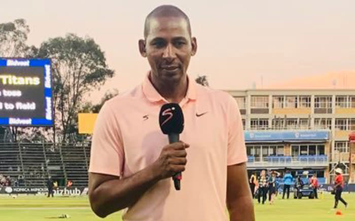 Victory Moitsang, the national convenor of selectors for the Proteas. Picture: @vicpm/Twitter