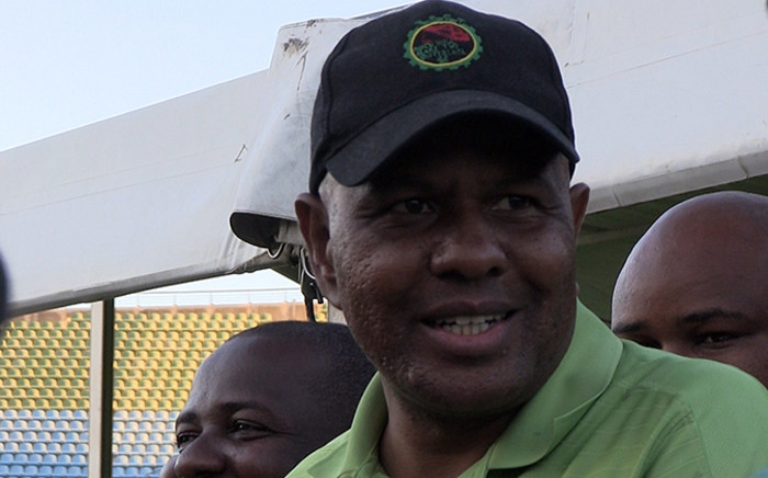 FILE: Amcu leader Joseph Mathunjwa. Picture: Reinart Toerien/EWN.