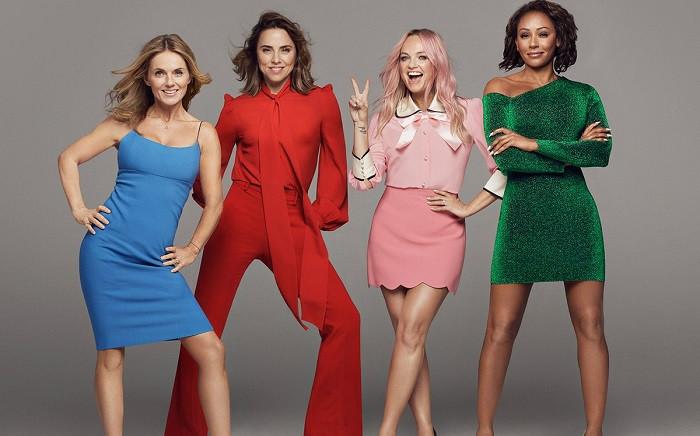FILE: Picture: @Spicegirls/Twitter.com.
