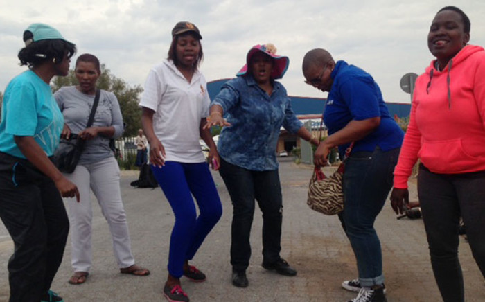 FILE: Post office workers have been on strike for more than three months. Picture: Vumani Mkhize/EWN