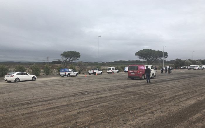 FILE: Western Cape traffic officials check roadworthiness of vehicles leaving the province for the Easter long weekend. Picture: EWN