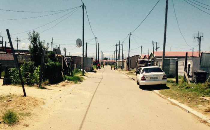 Residents in Wallacedene say the men may have killed after being suspected of stealing a bungalow. Picture: Siyabonga Sesant/EWN