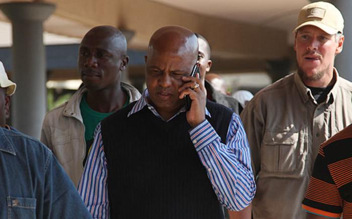 FILE: Amcu leader Joseph Mathunjwa. Picture: EWN