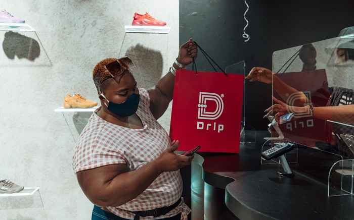 Popular proudly South African sneaker brand, Drip, has added another notch to its belt with the opening of its sixth store in Venda on Saturday, 13 February. Picture: Drip Footwear.