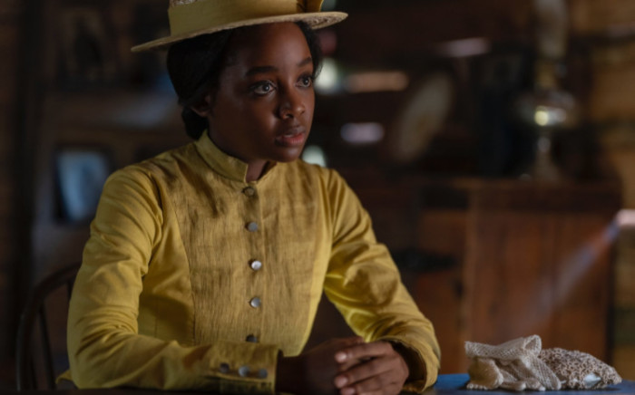South African actor Thuso Mbedu plays the role of Cora Randall  in Amazon Prime's new series,'The Underground Railroad', which premiers on Friday 14 May 2021. Picture: Twitter/@ThusoMbedu