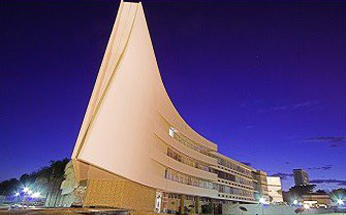 A general view of the University of Pretoria. Picture: www.up.ac.za.