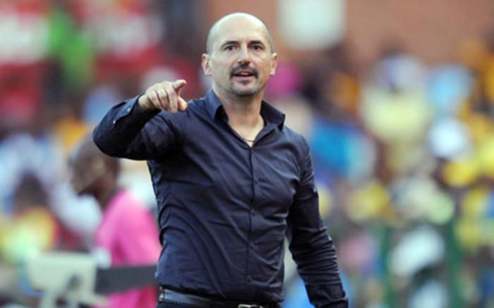 Orlando Pirates' new coach, Vladimir Vermezovic. Picture: Facebook.