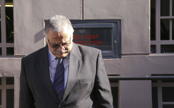 Former Western Cape Police Commissioner Arno Lamoer. Picture: Cindy Archillies/EWN