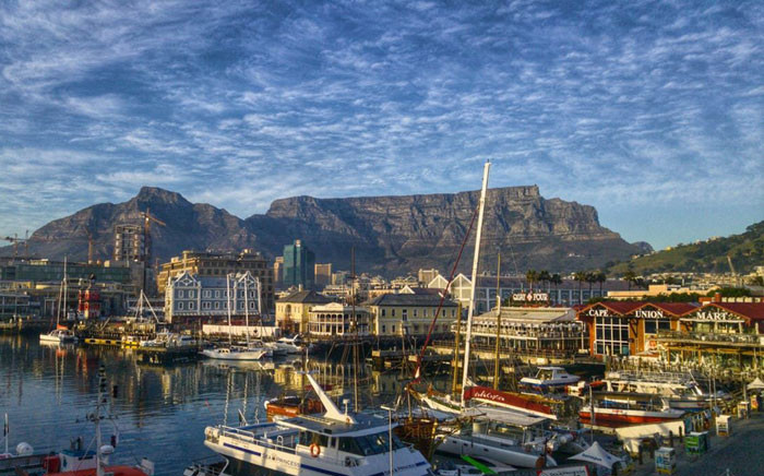 Cape Town Harbour. Picture: Supplied