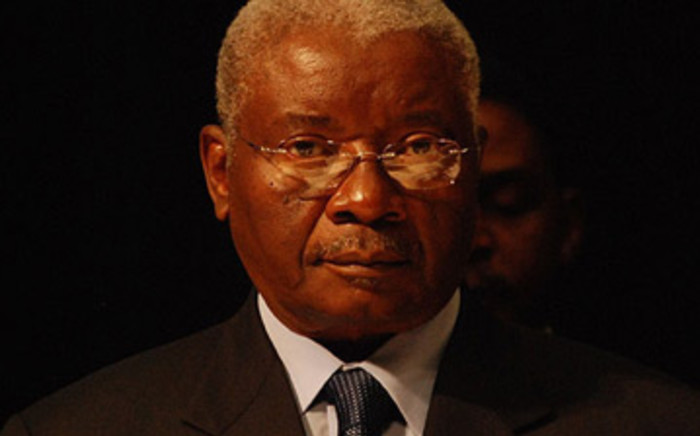 President of the Republic of Mozambique Armando Gebuza. Picture: EWN.