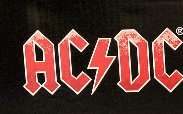 Australian hard rock band AC/DC. Picture: AFP.