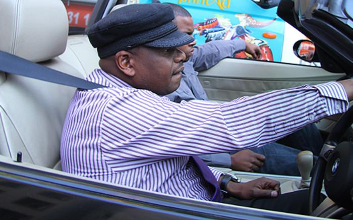 Suspended Tshwane metro police deputy chief Ndumiso Jaca. Picture: Taurai Maduna/EWN