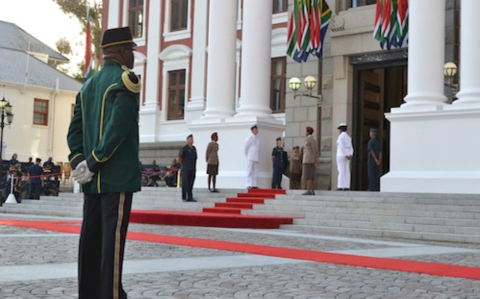 FILE: President Jacob Zuma will give the State of the Nation Address later today. Picture: GCIS