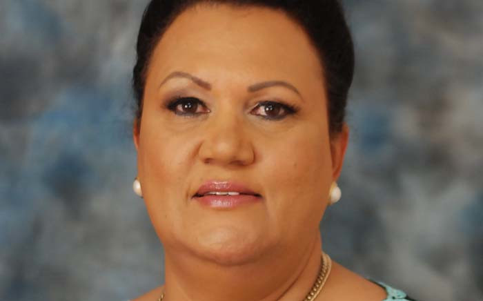 Newly-appointed acting North West Premier Wendy Nelson. Picture: www.nwpg.gov.za