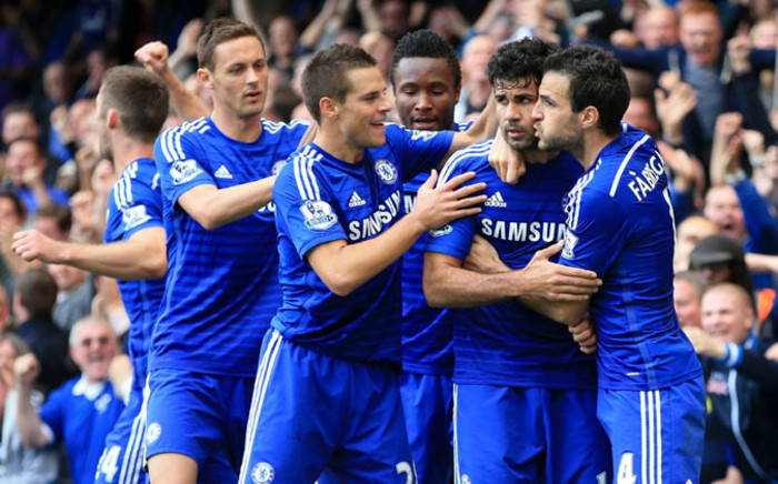 FILE: Chelsea maintained their iron grip on top spot in the Premier League. Picture: Official Chelsea Facebook page.