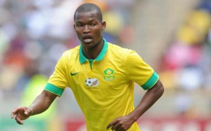 FILE: Bafana Bafana midfielder Mandla Masango. Picture: Twitter @WillHillInPlay.