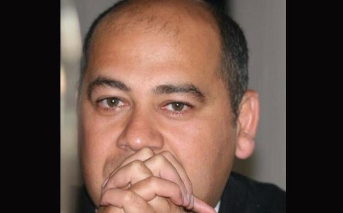 ANC Provincial Secretary Faiez Jacobs. Picture: @Faiezj via Twitter.