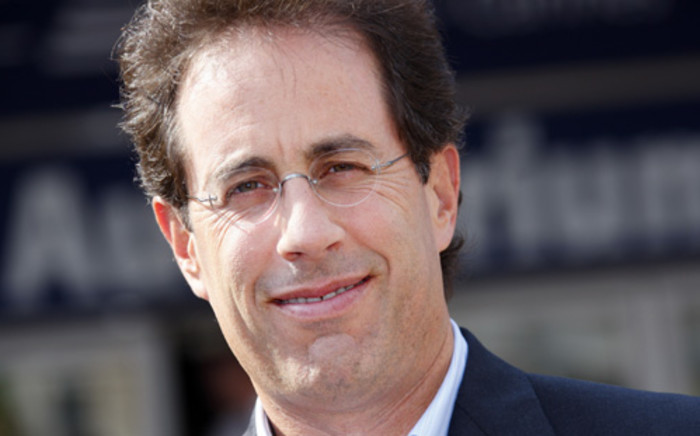 Comedian Jerry Seinfeld. Picture: AFP