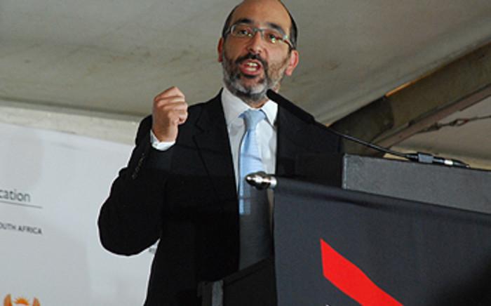 Chief Rabbi Warren Goldstein. Picture:EWN.
