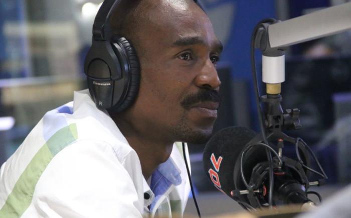 FILE: Bob Mabena at the 702 studios. Picture: 702.