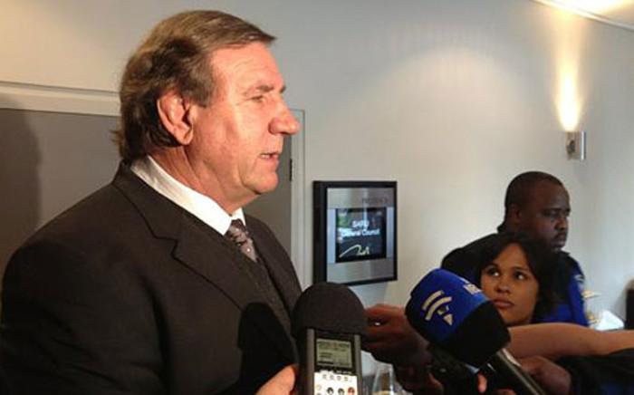 Lions Rugby Union President Kevin de Klerk. Picture: Aletta Gardner/EWN