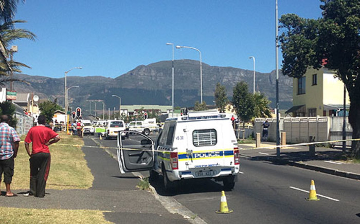FILE: Taxi violence has claimed a number of lives in several suburbs in Cape Town. Picture: Shamiela Fisher/EWN