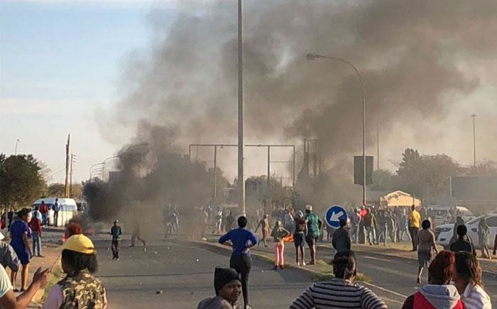 Kimberley protests. Picture: Supplied.