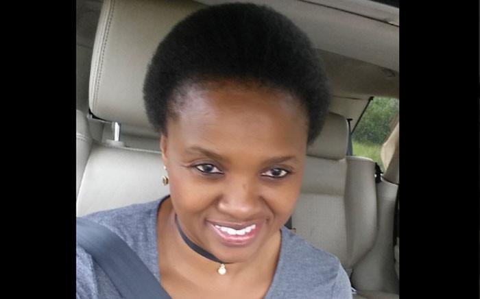 FILE: Former South African Broadcasting Corporation (SABC) board member Hope Zinde. Picture: @hopezinde.